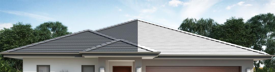 Фарбування дахів – засіб проти глобального потепління