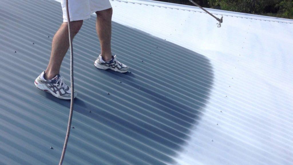 фарбування даху